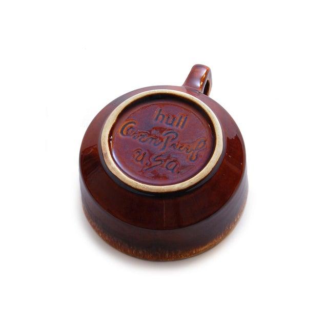 Brown Drip Glaze Chili & Soup Mugs - Set of 5 - Image 4 of 5