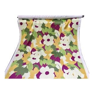 Vintage P. Kaufmann Esprit Floral Print Fabric - 15 Yards
