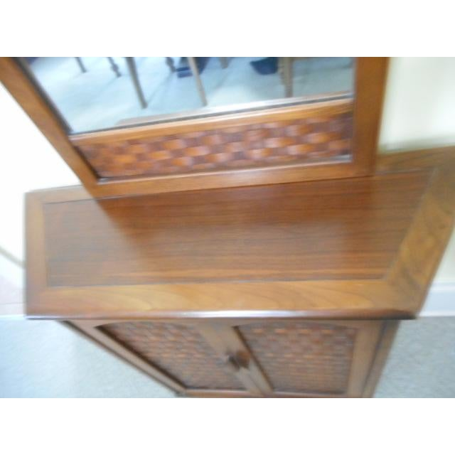 Lane Console Table With Mirror - Image 8 of 9