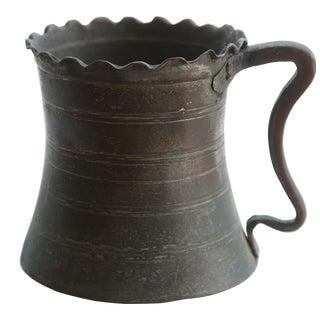 Persian Copper Mug