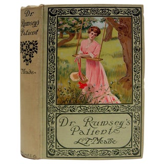 1896 Dr. Rumsey's Patient Book
