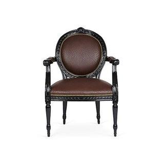 Custom Made Italian Louis XVI Bergere