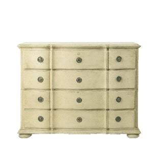 Four Drawer French Style Chest