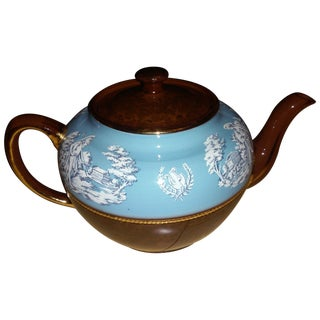 Sadler of Staffordshire England Teapot