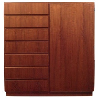 Komfort Danish Modern Rosewood Wardrobe