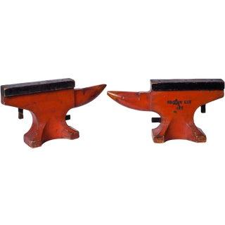 Red Anvil Models - A Pair