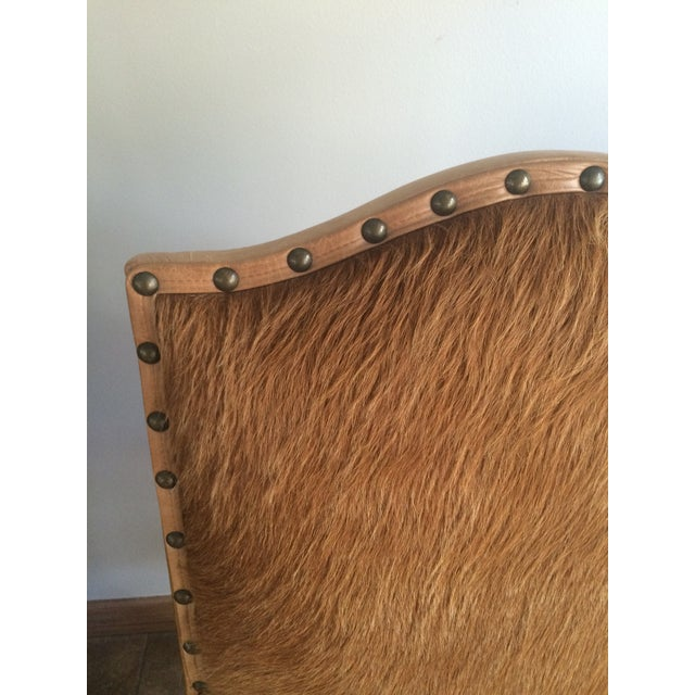 Cowhide & Leather Camargue Chairs - A Pair - Image 4 of 7