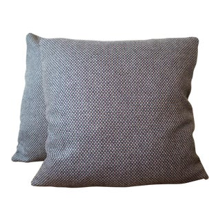 Osborne & Little Lambswool Pillows - A Pair