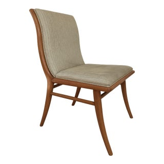T.H. Robsjohn-Gibbings Saber Leg Chair