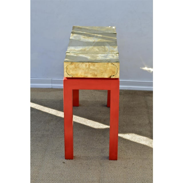 Brass Campaign Style Console - Image 8 of 9