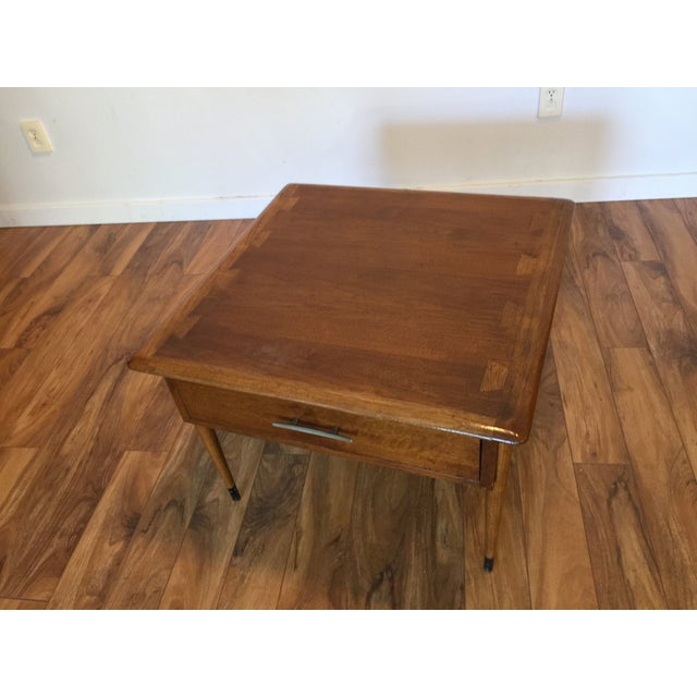 Lane Acclaim Mid Century End Table - Image 2 of 10