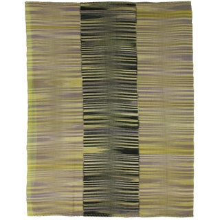 """Hand Knotted Patchwork Kilim - 8'4"""" x 6'10"""""""