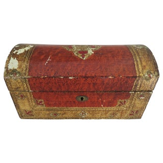Florentine Keepsake Treasure Chest