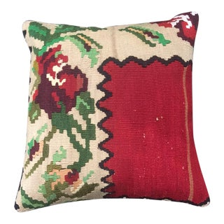 Vintage Handmade Kilim Pillowcase