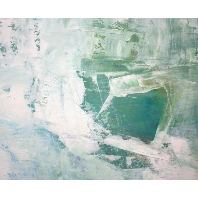Original Abstract Beach Painting - Image 4 of 4