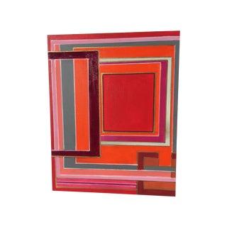 Modern Block Painting by Bryan Boomershine