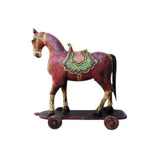 19th Century Indian Wedding Horse