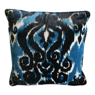 Robert Allen Velvet Bliss Pillow Cover
