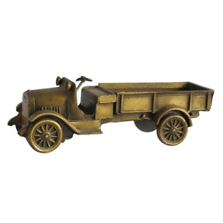 Brass Firetruck