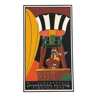 1979 John Martinez Signed 1st Release Poster