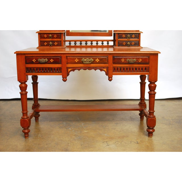 Image of Dutch Colonial Dressing Table Vanity