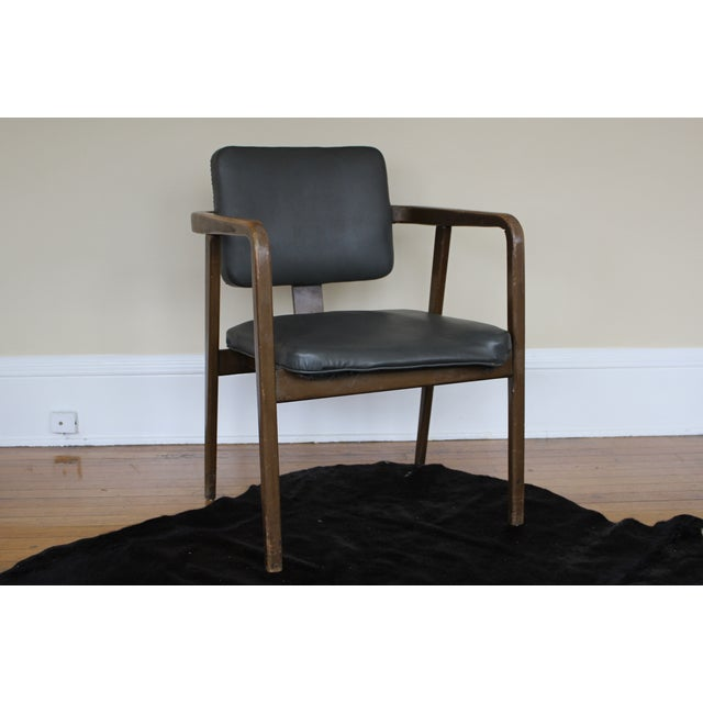 Early George Nelson For Herman Miller Chair Chairish - Herman miller chair