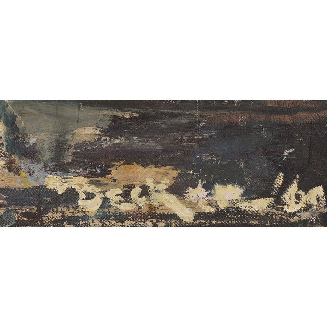 Edwin Becker Paris Opera Impressionist Painting - Image 5 of 9
