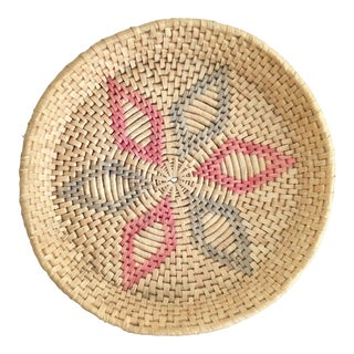Navajo Wall Hanging Basket