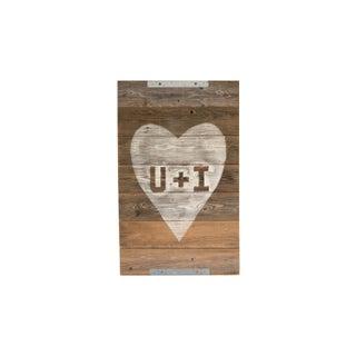 Original reclaimed wood art u i for Used lumber los angeles