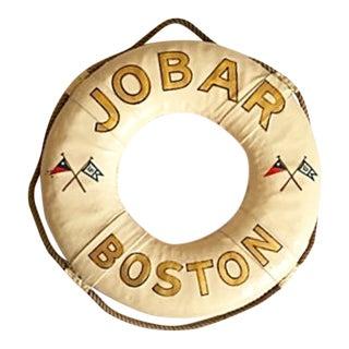 Jobar Boston Life Ring