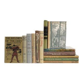 Vintage Outdoorsman Books - Set of 13