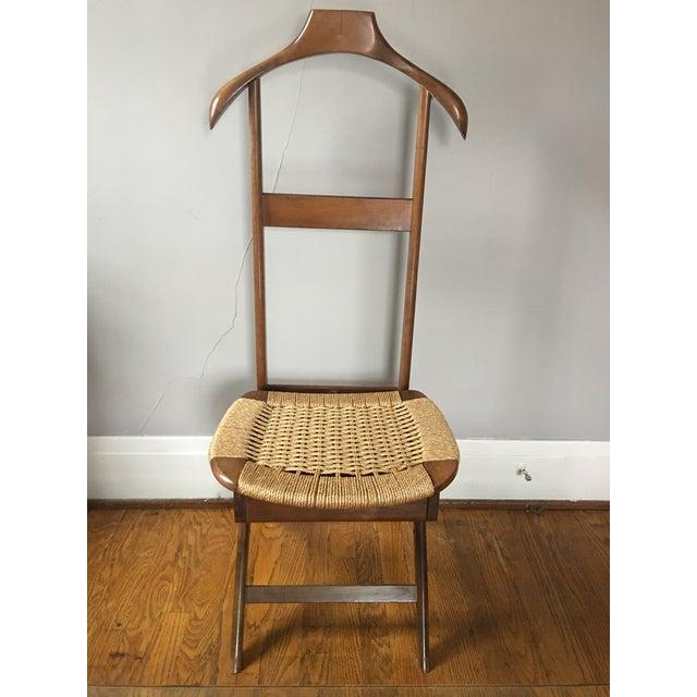 Mid Century Italian Valet Chair - Image 7 of 7