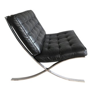 Barcelona Style Lounge Chair