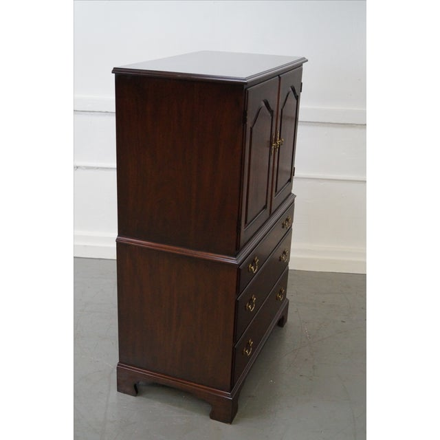 Image of Henkel Harris Chippendale Chest