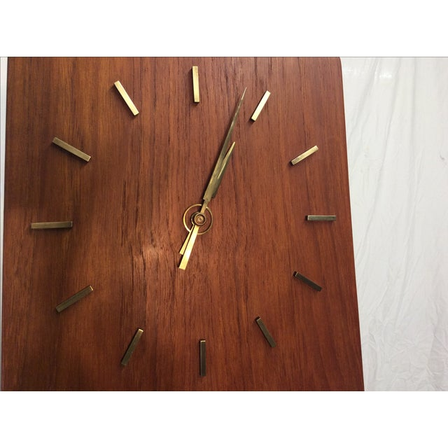 Danish Modern Tall Case Clock - Image 6 of 10