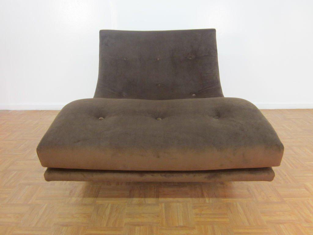 Adrian Pearsall Sculptural Double Wide Rocking Chaise - Image 5 of 5  sc 1 st  DECASO : adrian pearsall rocking chaise - Sectionals, Sofas & Couches