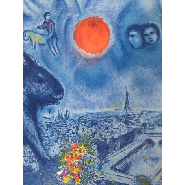 Mid-Century Chagall Peintures Recentes Poster - Image 3 of 9