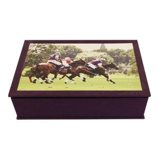 Asprey Polo Jigsaw Puzzle Set Limited Edition