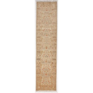 """Pakistani Hand-Knotted Runner- 2'8"""" x 11'2"""""""