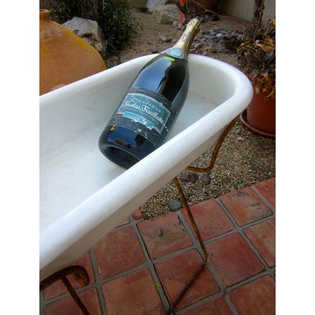 Authentic European Bathtub - Image 6 of 11