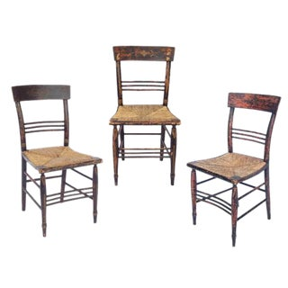 Eighteenth Century New England Dining Chairs