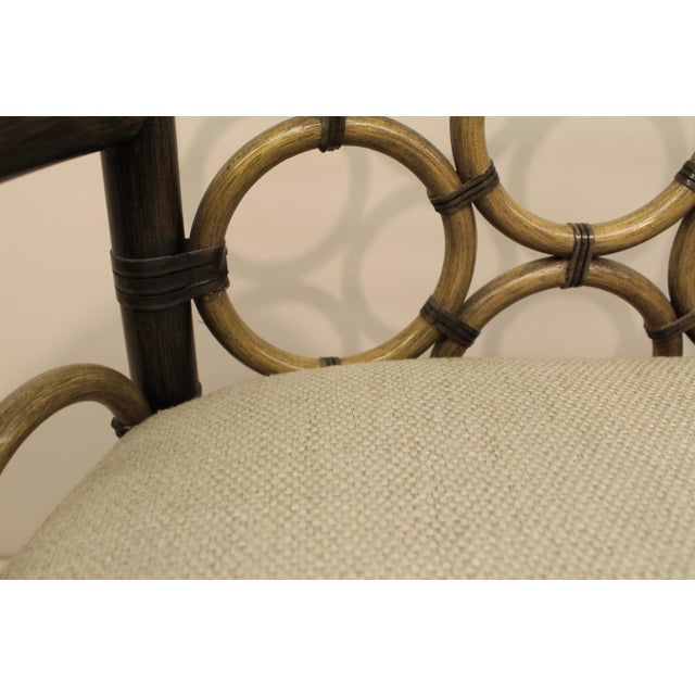McGuire Laura Kirar Ring Arm Chair - Image 6 of 6