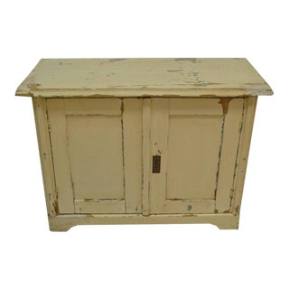 Painted Pine Water Cupboard