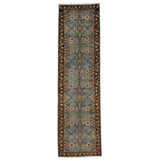 "New Serapi Hand Knotted Runner - 2'8"" x 9'8"""