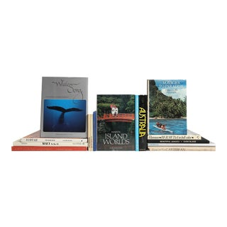 Island Worlds Book Collection - Set of 15