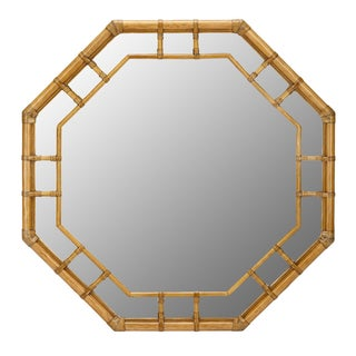 Selamat Designs Regeant Octagonal Wall Mirror