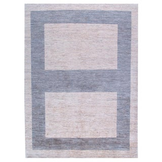 Modern Art Deco Area Rug - 8'x11'