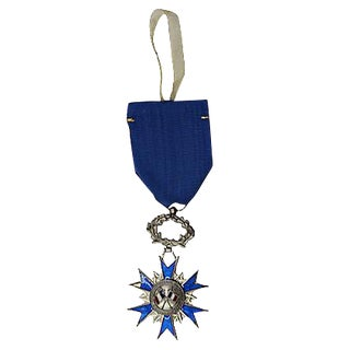 French National Order Of Merit Ornament