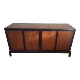 Mid-Century Walnut Mount Airy Credenza Buffet