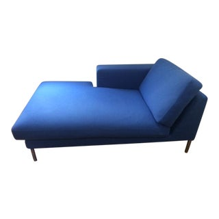 Bensen Egyptian Blue Chaise